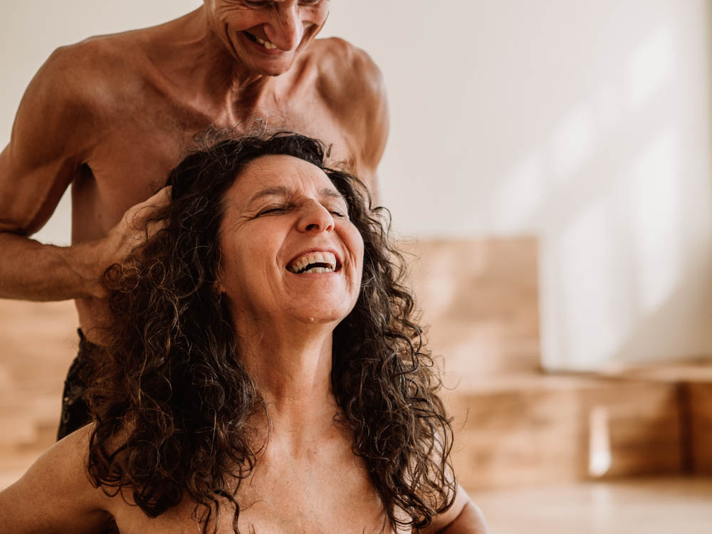 Massage paare tantra für Isabels, Tantra